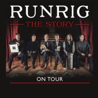 runrig tourplakat