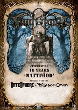 finntroll tour