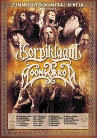 moonsorrow tourflyer